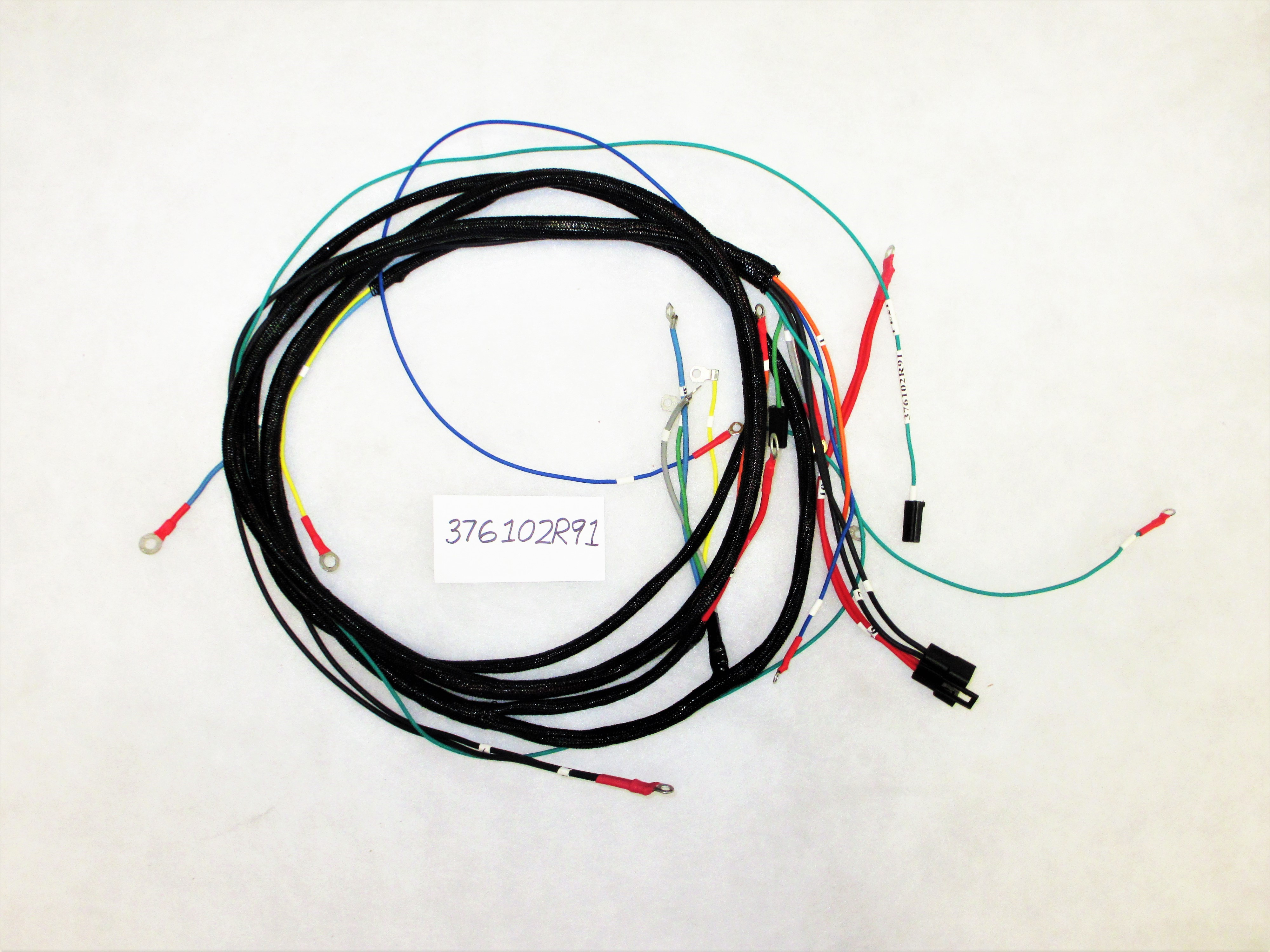Trailers With Porch Wiring Harness Wiring Diagram Wiring